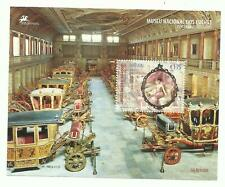 Portugal 2005 - 100 Years National Coaches Museum S/S MNH