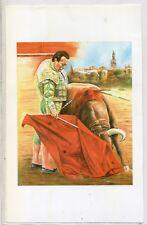 Lamina para Cartel Taurino Curro Romero y La Maestranza Sevilla (DS-570)