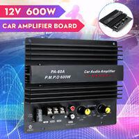 600W Car Audio Power Amplifier Powerful Bass Speaker Module Board Subwoofer Amp