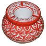 Ceramic Ashtray Moroccan Outdoor Smokeless Cigar Patio Garden Ashtrays Medium