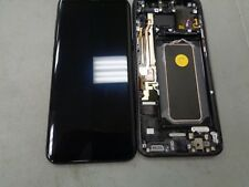 Samsung Galaxy S8 Plus OEM G955 LCD Digitizer Frame Screen - Black Grade C