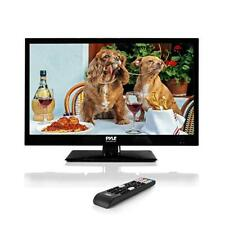 Pyle 18.5-Inch 1080p Ultra HD TV with HDMI, RCA, Stereo Speakers, Wall Mount (PT