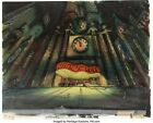Hey Good Lookin Ralph Bakshi 1973-82 Hand-painted Production BACKGROUND Rock
