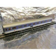 ** Minitrix 15866-05 DB 1st Class Coach FD Konigsee Train Blue/White 1:160 Scale