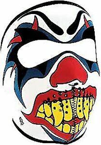 ZANheadgear Full-Face Neoprene Clown Mask Motorcycle Snowboarding Ski Neoprene