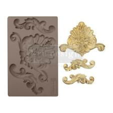 Prima Marketing Silicone Mould Mold ENGLISH GARDEN Clay Candy Chocolate