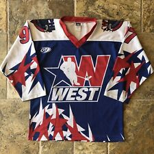 Vintage Western Professional Hockey League 1996-1997 Inaugural Jersey