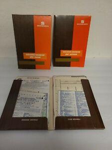 Sanderson: Instrument Commercial Pilot Manual & Handbook 1976 Tests Training NOS