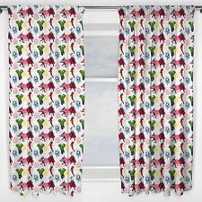 Marvel Avengers Curtains 54s - Mission