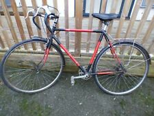 Flying Scot  red bicycle needs major overhaul pick up only