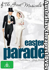 Easter Parade DVD NEW, FREE POSTAGE WITHIN AUSTRALIA REGION 4
