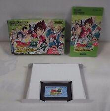 GBA -- Eye Shield 21 -- Box. Can data save! Game Boy Advance, JAPAN Game. 47117
