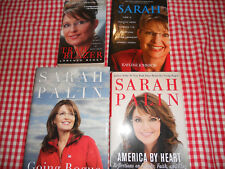 Lot 68   4 Sarah Palin Books