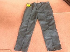 Dickies Redhawk Work Trousers - Lincon Green - 48R - WD864