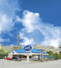 Walthers HO Scale Culver's Restaurant Kit