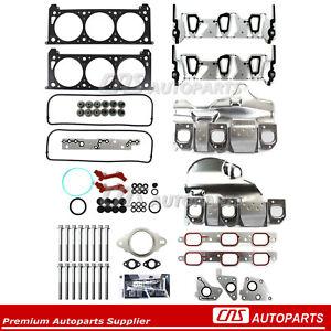 For 06-11 Buick Chevrolet Pontiac Saturn 3.5L 3.9L Head Gasket Set Bolt HS26324P