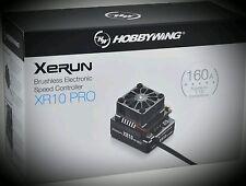 HOBBYWING XR10 PRO 160 AMP BRUSHLESS ESC GENUINE PRODUCT SEALED
