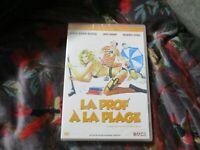 """DVD NEUF """"LA PROF A LA PLAGE"""" Anna Maria RIZZOLI, Lino BANFI / erotique"""