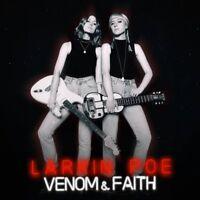 Larkin Poe - Venom & Faith (NEW CD ALBUM)
