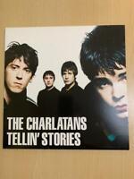The Charlatans – Tellin' Stories Vinyl LP Rare 1997 UK 1st Pressing *VG/VG+*