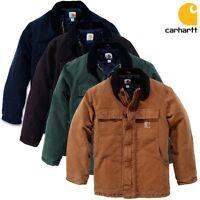 Carhartt Mantel Sandstone Traditional / jacket / coat / Männer / S M L XL XXL