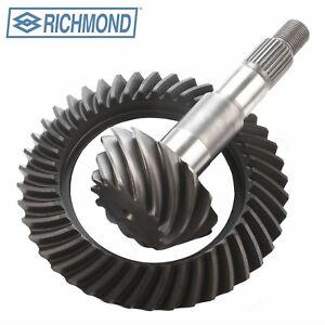 Richmond Gear 49-0001-1 Street Gear Differential Ring And Pinion