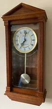 Seiko Quartz Movement Westminster And Whittington Pendulum Chime Clock Boxed