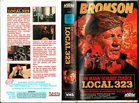 (VHS) Local 323 - Ein Mann schlägt zurück - Charles Bronson, Wilford Brimley