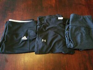 Adidas Capri & Avia Activewear Leggings & Under Armour Yoga Pants All Sz M