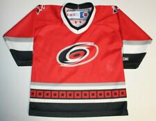 NHL Hockey Carolina Hurricanes Jersey Shirt Unisex Toddler One Size CCM Red