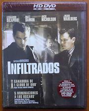 Infiltrados HD-DVD 1080p (NO Blu-Ray, NO DVD) Versión Española CASTELLANO, NUEVO
