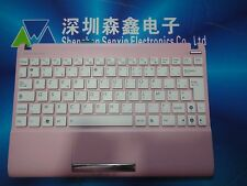 NEW FR French version for Keyboard ASUS Eee pc 1025 1025C 1025CE with Pink Frame