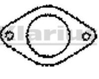 Klarius 2 Pin Exhaust Gasket FDG39 for various Ford / Fiat / Nissan etc