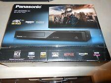 Panasonic DPUB320EBK 4K Blu ray player **NEW**