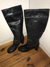 Preiswert Geox Breeda Boots Stiefel braun Damen Stiefel