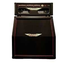Ashdown Fallen Angel 60 DSP All Valve,& Half stack 412 Angled Cab Mint Condition