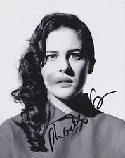 Phoebe Fox Hand Signed 8x10 Photo Autograph, The Woman In Black, War Book (D)