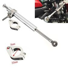 330mm CNC Steering Damper Motorcycle Stabilizer Linear Reversed Safety Control