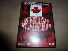 ROH Northern Navigation Ring of Honor PWG Evolve NJPW NXT WWE GCW AEW Impact