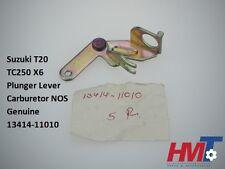 Genuine Suzuki T20 TC250 'SUPER SIX 'X6 Plunger Lever Carburetor 13414-11010 NOS
