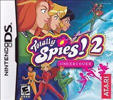 Totally Spies 2: Undercover USED SEALED (Nintendo DS, 2006)