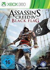 ASSASSIN'S CREED 4 BLACK FLAG für XBOX 360