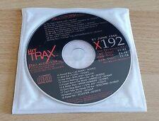 HIT TRAX (MARIAH CAREY, BON JOVI, MONA LISA) - CD PROMO COMPILATION
