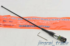 Original! NAGOYA NL-R2 DUAL BAND Mobile Antenna Flexible Whip PL259 of Car Radio