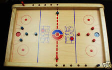 Penney Hockey Game - FUN skill game with a penny!