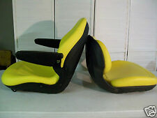 SEAT FOR JOHN DEERE X300,X300R,X320,X340,X360,X500,X520,X530 GARDEN TRACTORS #KI