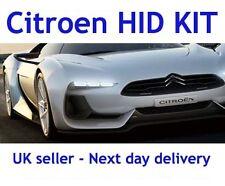 H7 Hid Xenon Kit De Conversión Para Citroen C3 2002 -