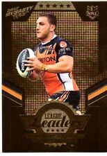 Wests Tigers Single 2012 Rugby League (NRL) Trading Cards