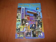 INDIANA PACERS 98/99 NBA MEDIA GUIDE