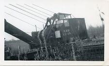 6A618 RP 1960s ALASKA RAILROAD CRANE CAR #LC-35